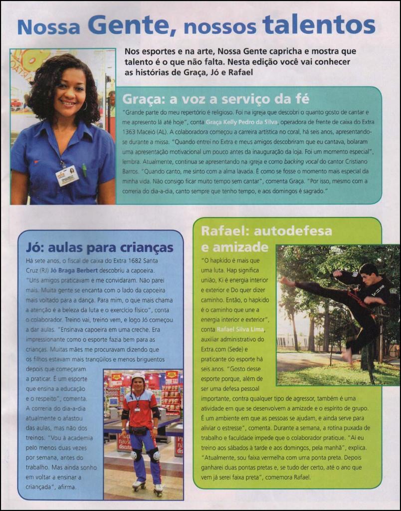 Revista Jeito Extra de Ser